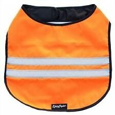 ZippyPaws Adventure Cooling Safety Vest for Dogs (Orange, Small)