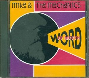 Mike-amp-The-Mechanics-Word-Of-Mouth-Cd-Eccellente