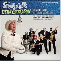 Los Straitjackets - Deke Dickerson Sings The Great Instrumental Hits [new Cd] on Sale
