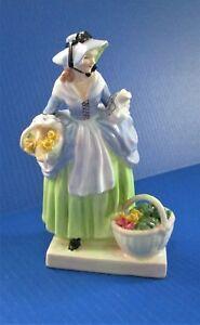 Royal-Doulton-Spring-Flowers-Figurine-HN1807-Retired