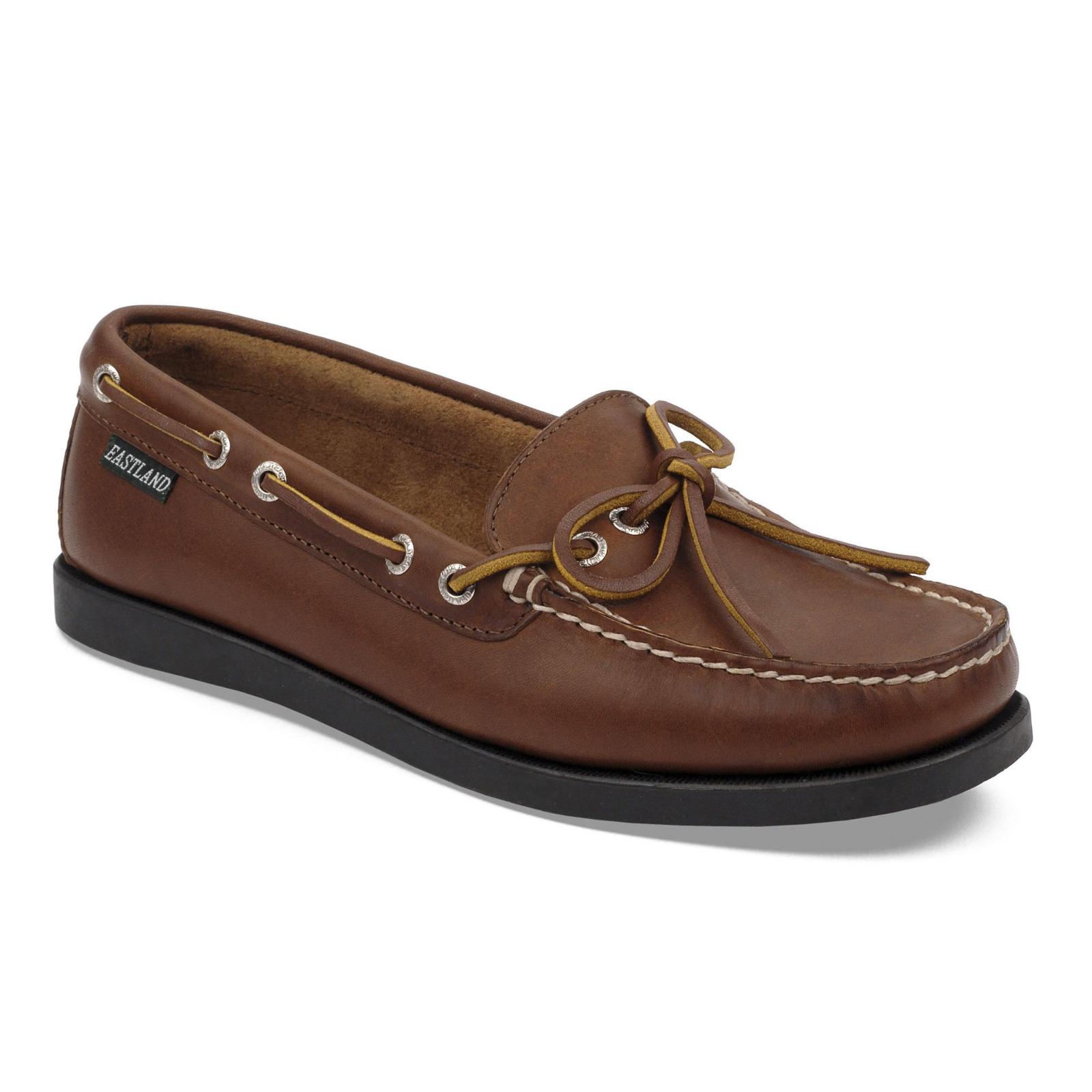 Women's Eastland Yarmouth Slip-on shoes Tan Size 9.5 9.5 9.5  NFOZZ-M343 f330aa