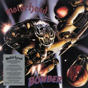 Motorhead - Bomber - Live From Le Mans 3/10/79 - 40th Anniversary 3LP Bookpack