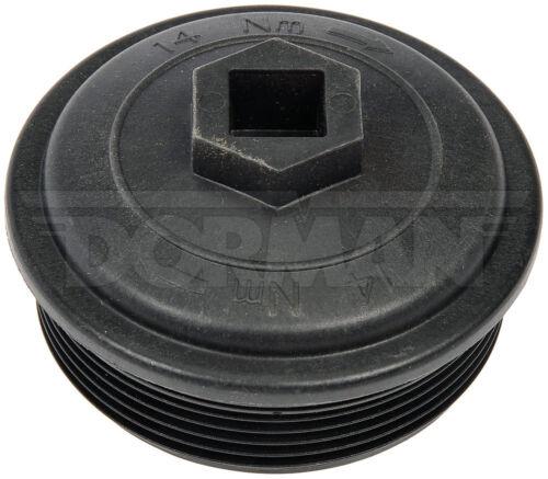 Fuel Filter Cap fits 03-07 FORD F250 Super Duty 6.0L diesel f-250 Dorman 904-209