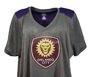 Image is loading Orlando-City-Soccer-Club-Majestic-MLS-Women-039- beef05d876