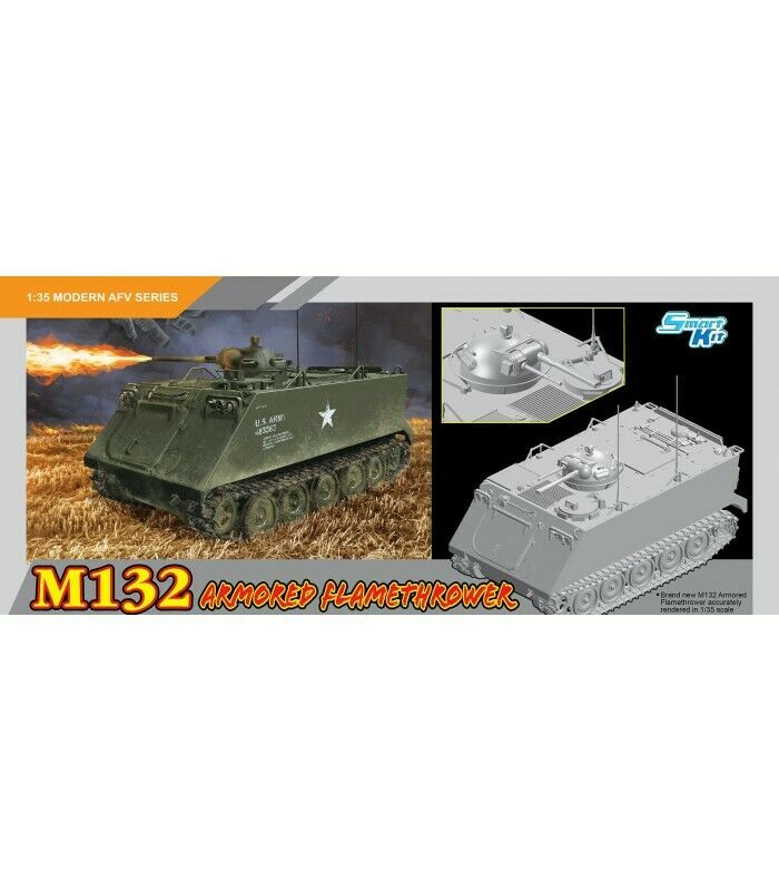 M132 ARMGoldt FLAMETHROWER KIT 1 35