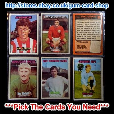 A/&BC 1963 MAKE-A-PHOTO 1ST /& 2ND SERIES *PICK THE CARDS YOU NEED* FAIR