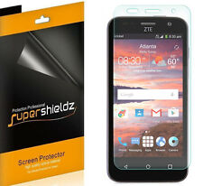 6X Supershieldz HD Clear Screen Protector Shield Saver Cover For ZTE Maven