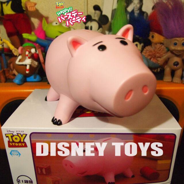 Piggy Bank Coin Money Deposit Toy Story Hamm Figure Children Gift Cute Pig New
