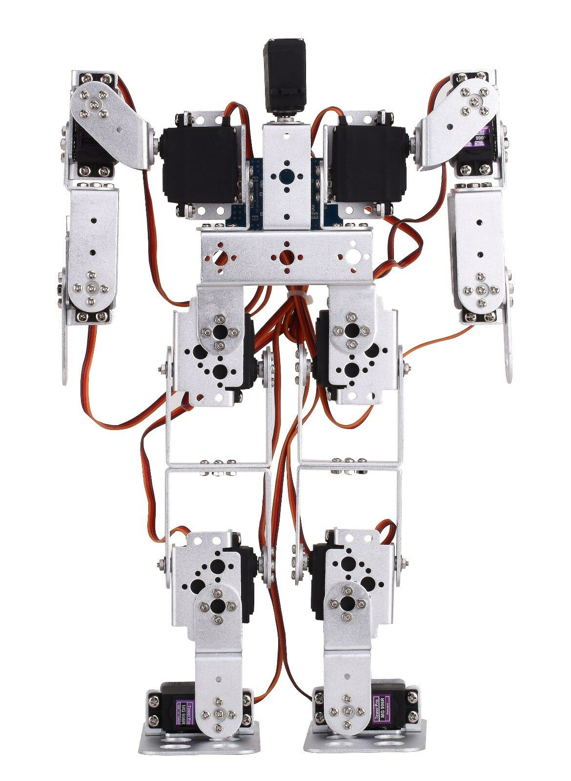 13 DOF Robot Body (Body Only, Arduino controllable,from USA)