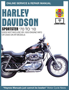 Details about 1990 Harley-Davidson Sportster 883 Haynes Online Repair  Manual - Select Access