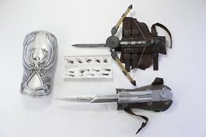 Assassin's Creed Unity Hidden Blade and Crossbow Costume Cosplay