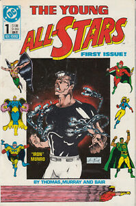 The-Young-All-Stars-Issue-1-June-1987-DC-Comics-VF-NM