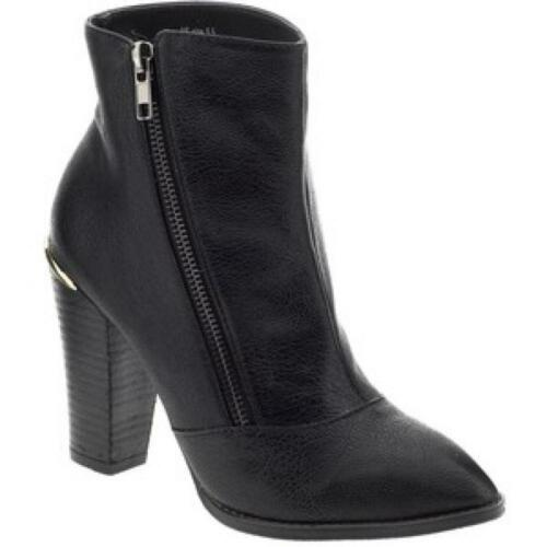 Details about  /Very Volatile Women/'s CAMEO Ankle Boot BLACK
