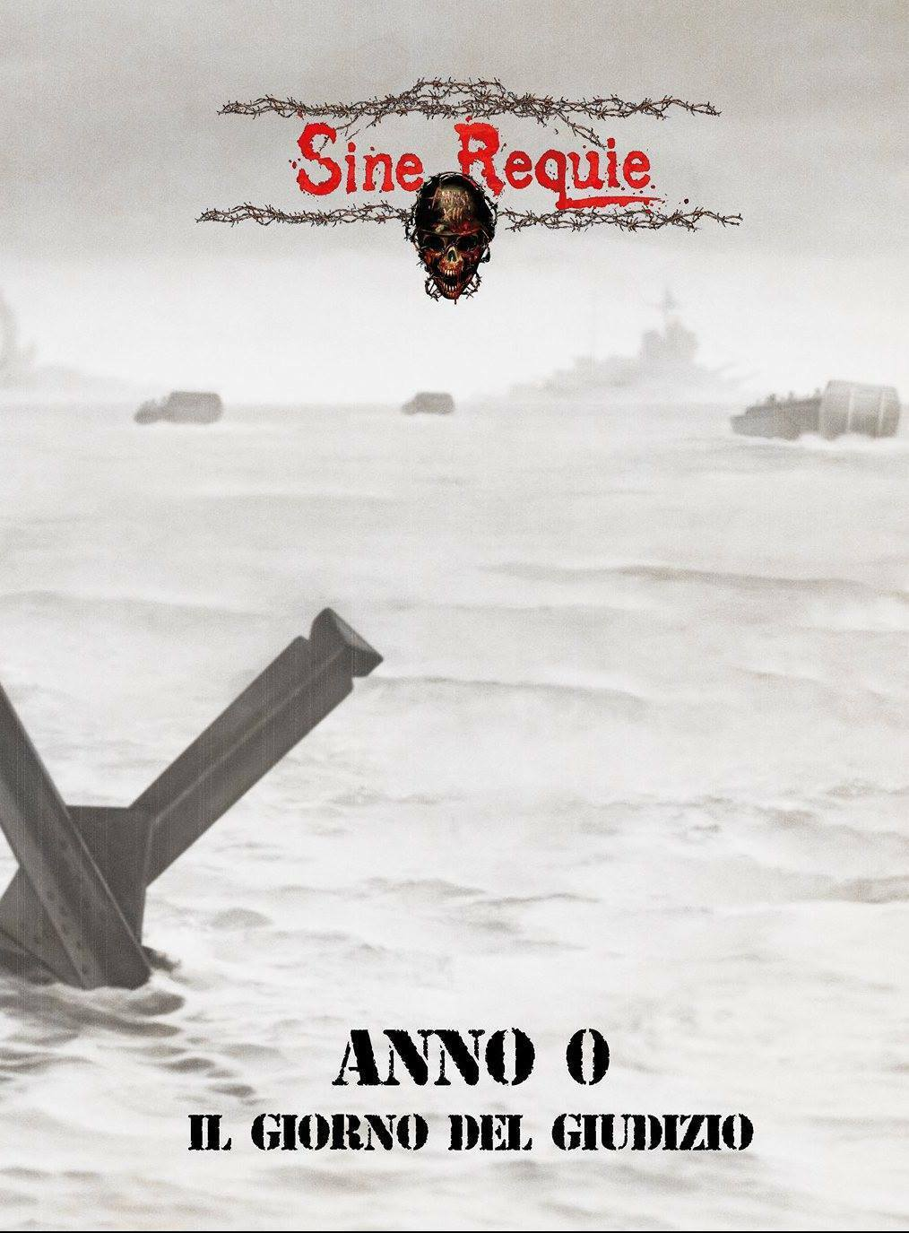 Sine Requie Year Zero 0 AVAILABLE