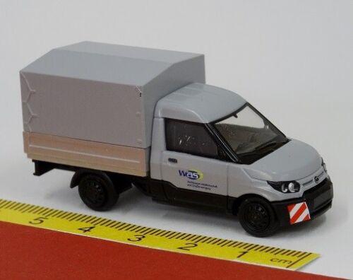 Streetscooter work catre wolfsburger gestión de residuos-Rietze 33206