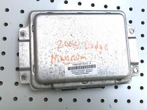 Details about 2005 2006 Magnum Chrysler 300 TIPM Integrated Power Module on