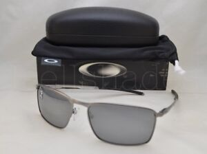 6df660ae8e800 Oakley CONDUCTOR 6 (OO4106-02 58) Lead with Black Iridium Polarized ...