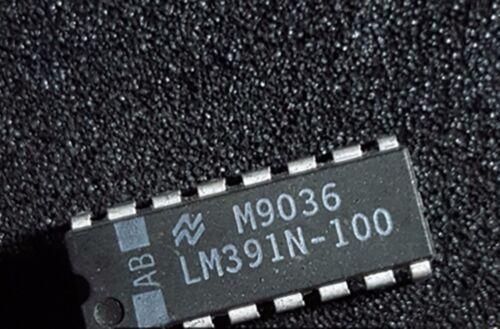 1PC NS LM391N-100 DIP-16 LM391 Audio Power Driver