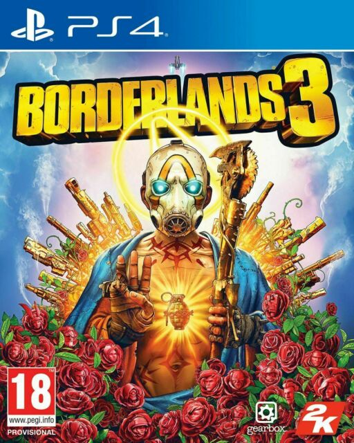 Borderlands 3 PS4 NEW DISPATCHING TODAY ALL ORDERS PLACED BY 2PM