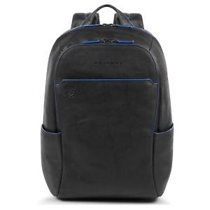 Piquadro-Blue-Square-Zaino-1-scomparto-porta-pc-14-ipad-pelle-nero-CA3214B2S-N