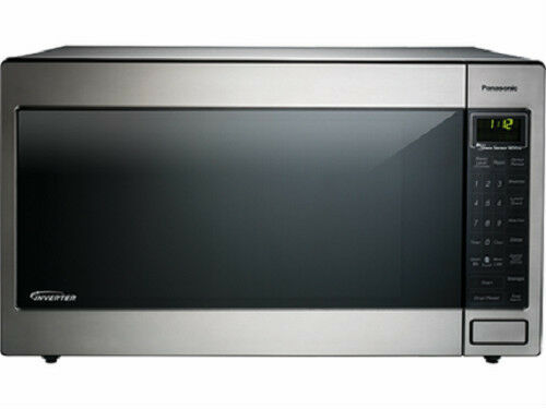 Panasonic Nn T945sf Genius Countertop Built In Microwave Oven Stainless
