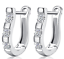 Women-925-Silver-Earrings-Crystal-Ear-Huggie-Hoop-Wedding-Valentine-039-s-Day-Gift thumbnail 21
