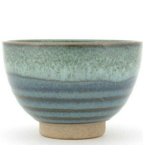 Couches De Sable Art senchawan Japanese Tea Cup Yunomi fait main pour thé vert
