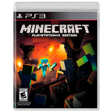 New Minecraft for Sony PS3 Model:18564838