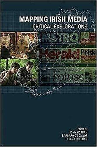 Abbildung Irish Medien: Critical Explorations Taschenbuch John Horgan