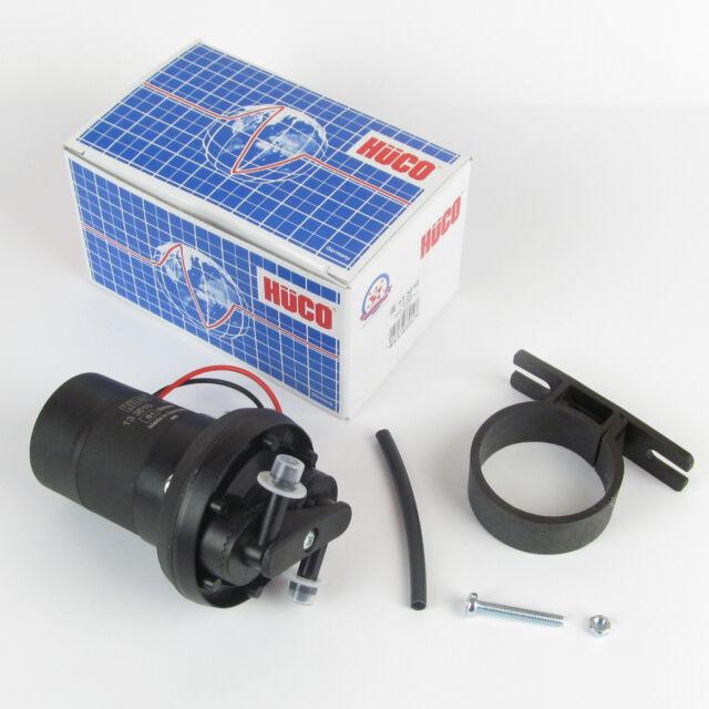 Dellorto Weber Huco 12-14v low pressure fuel pump133010 engine bay fitment