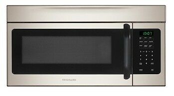 Frigidaire FFMV162LM Silver Mist Over-The-Range Microwave