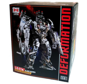 hot.Transformers magnifying alloy stop-star nitrogen LS01S Zeus toy
