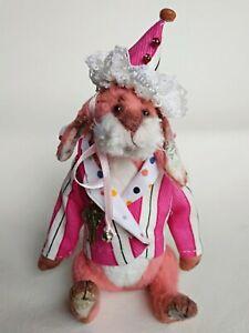 Teddy  rabbit Dana OOAK Artist Teddy by Voitenko Svitlana.