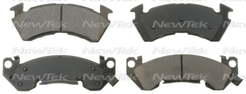 FRONT Semi-Metallic Brake Pads Fits 93-96 Chevrolet Caprice