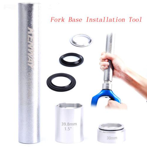 RISK Tool Bike Fork Base Installation Tool MTB Bike Headset Washer Setting Tool
