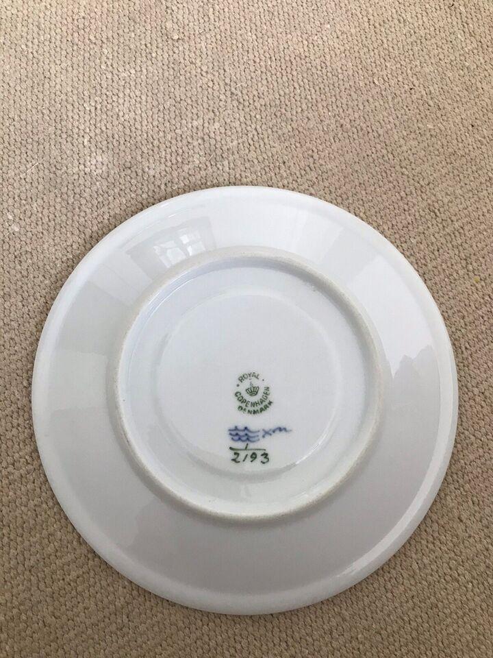Porcelæn, Underkop , Royal Copenhagen