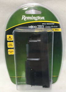 Details about Remington 783 LA LONG ACTION Magazine - 4-Round Clip 19523 -  30-06 7MM Rem Mag