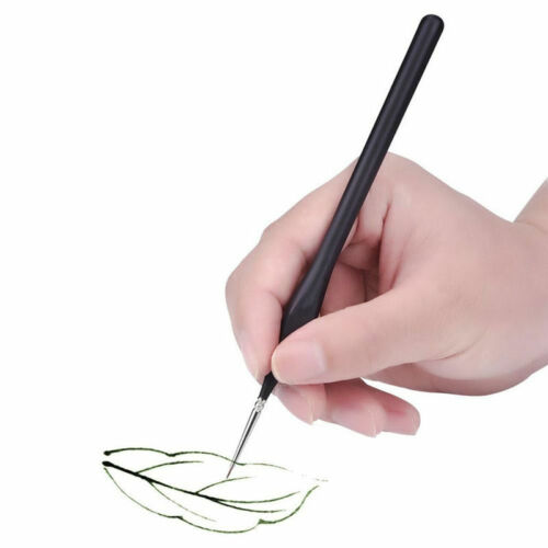 6 Stücke Pinsel Stift Für Kunst Malerei Pinsel Set Acryl Öl Aquarell Künstler