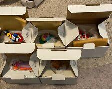 Sesame Street Snuffy 005905 Guy Smiley 010905 Prairie Dawn