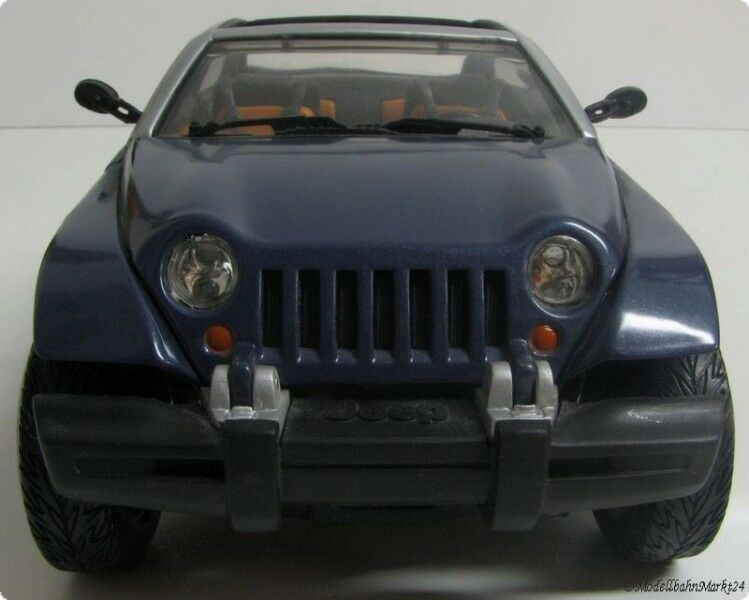 Matchbox Jeepster Concept Vehicle bluee Scale 1 18