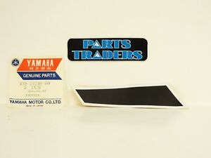 YAMAHA 1975 DT250 FUEL TANK DECAL GRAPHIC KIT LIKE NOS