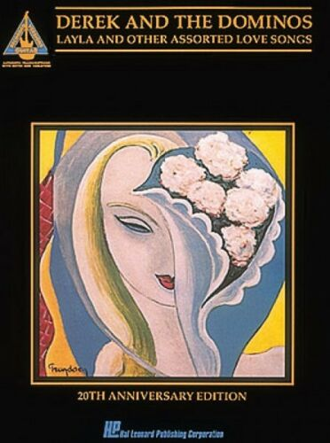 Derek and The Dominos Layla /& Other Assorted Love Songs* Sheet Music G 000694831