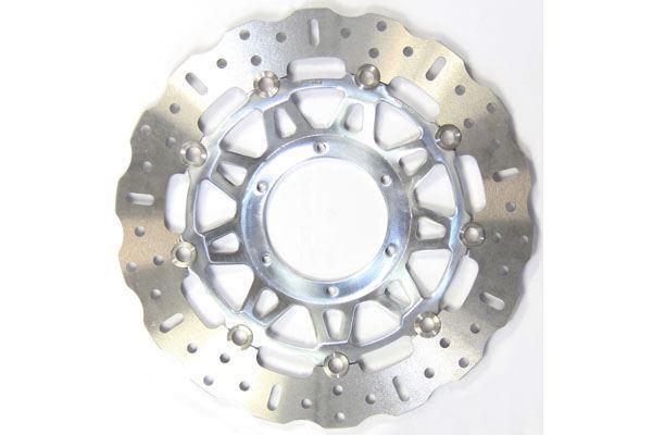 Para Honda VTR 1000 SP-2 / SP 3/SP 4/Sp 02>07 EBC Univ a Medida Disco de Freno