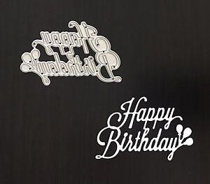 Craft-Dies-Happy-Birthday-Balloons-Phrase-Sentiment-Die-Cutter