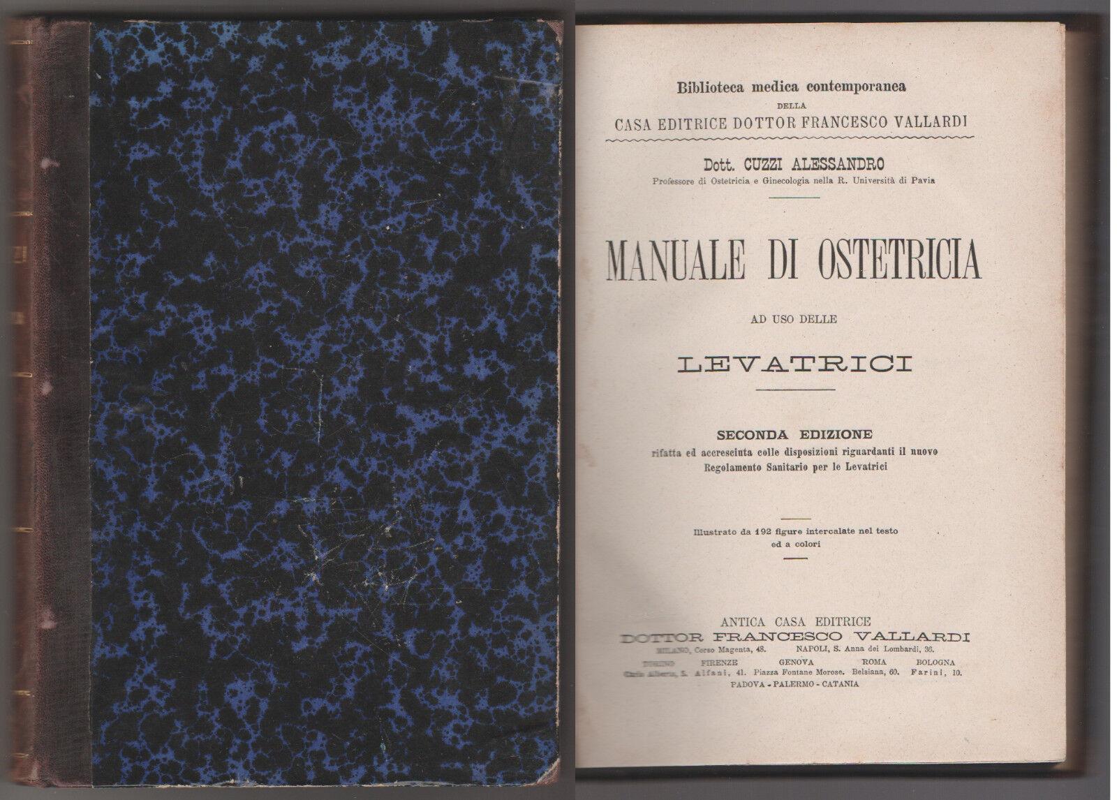 Manuale di ostetricia ad uso delle levatrici 2°ed.