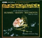Hummell Haydn Beethoven - Music for Winds Audio CD