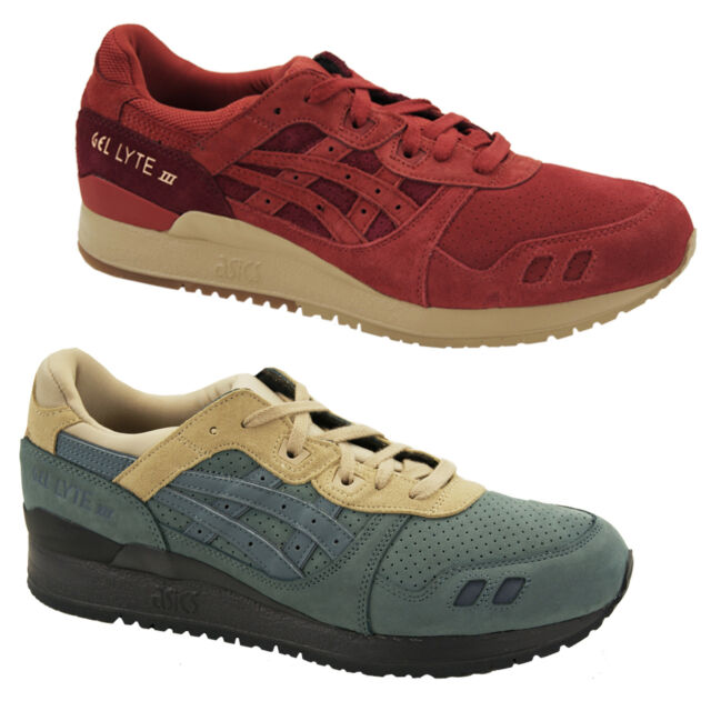 buy popular 43c6d 9d379 Asics Gel-Lyte III 3 Moonwalker Pack Trainers Sneakers Men's Women's Shoes