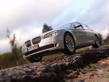 Bmw 7 series  (F04) Year 2010 Silver 1: 18 Kyosho - (FAULTY)