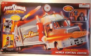 Power Rangers Ninja Storm - Centre de contrôle mobile Lights & Sound Bandai Sealed 45557104764