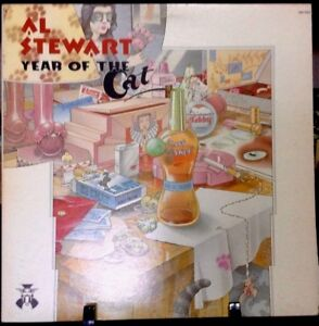 AL-STEWART-Year-Of-The-Cat-Album-Released-1976-Vinyl-Record-Collection-US-press
